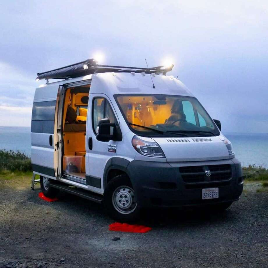 Glampervan is based out of San Francisco.