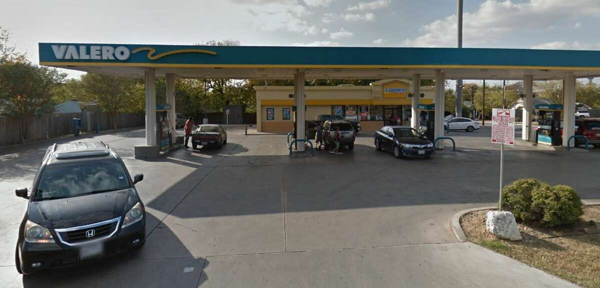 Valero: 1901 S. New Braunfels Dates: Sept. 14 Number of skimmers found: 1