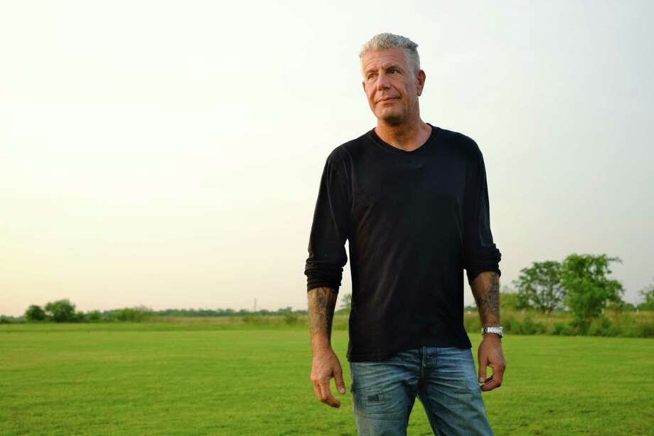 """Anthony Bourdain filmed an episode of his show """"Parts Unknown"""" in Houston. It aired October 30, 2016. Photo: David S. Holloway, Photographer / CNN / © 2016 Cable News Network. A Time Warner Company. All Rights Reserved."""