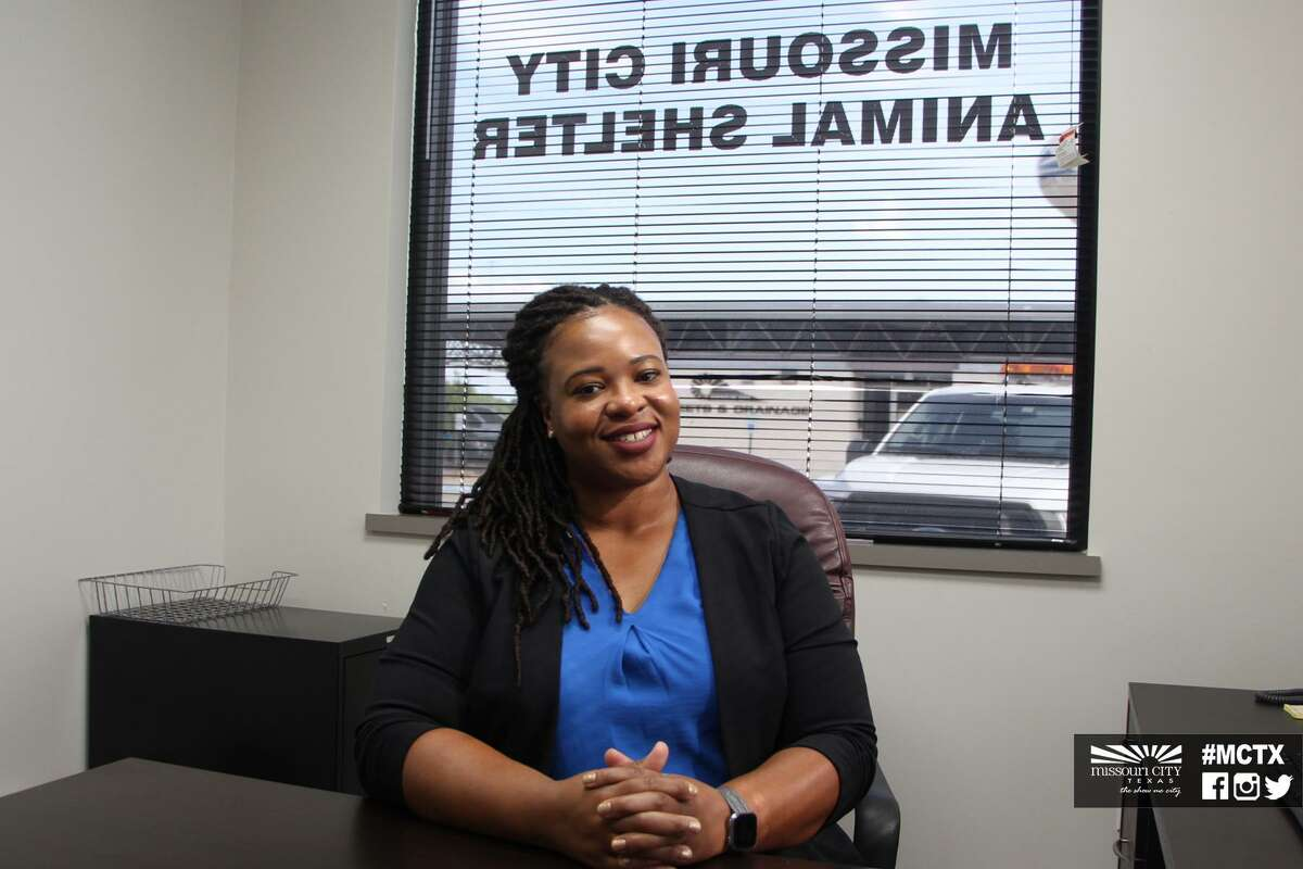 Missouri City is welcoming TaBorah Goffney aboard as its first Animal Services Manager.