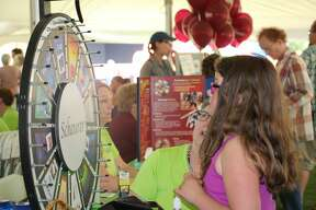 Scheurer Hospital hosted its annual Spark in the Park event Friday afternoon. The focus of the event was wellness and ways to build a healthier lifestyle.