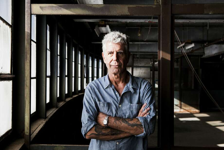 Anthony Bourdain remembered: Love, criticism and his thoughts on Bay Area food scene