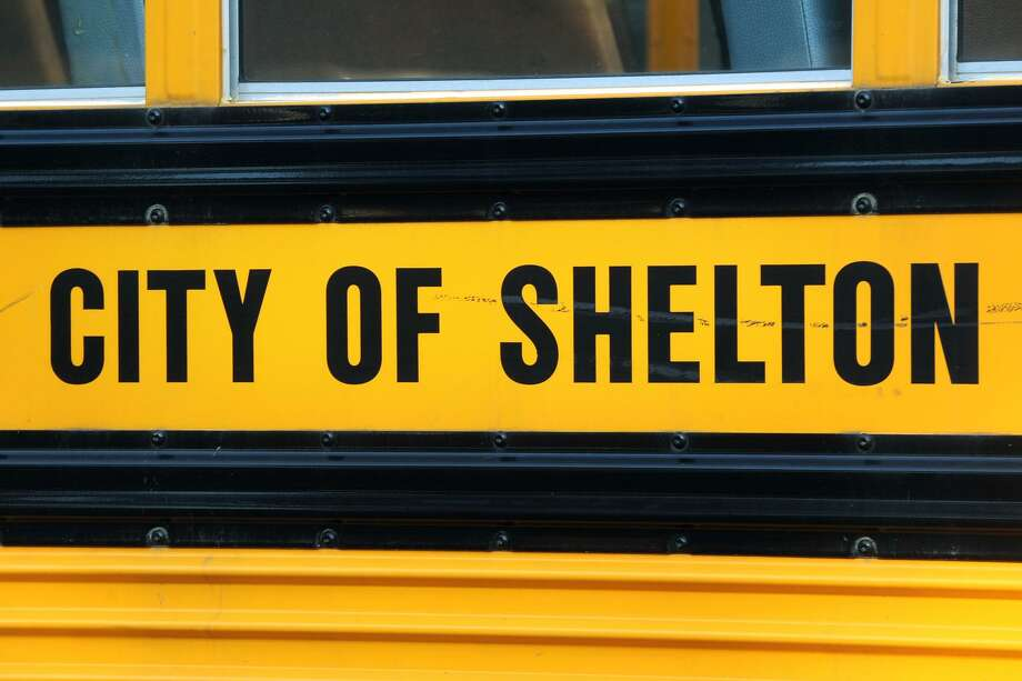 A City of Shelton school bus parked in Shelton, Conn. June 7, 2018. Photo: Ned Gerard / Hearst Connecticut Media / Connecticut Post