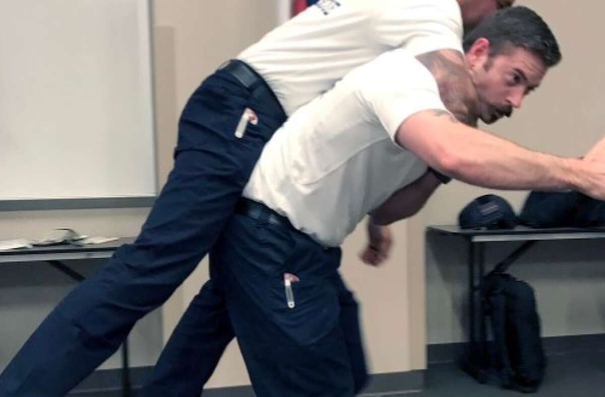 The Community Volunteer Fire Department trains how to save lives during active shooting scenes.