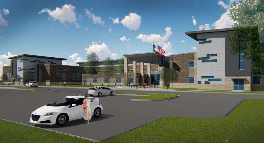 The new Roberson Middle School will house up to 800 students and take a year to construct. Photo: Spring ISD / Spring ISD