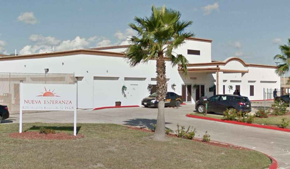 A Southwest Key migrant children shelter in Brownsville, Texas.