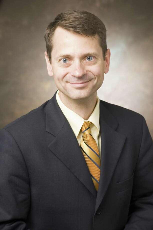 Dr. Marc Potenza Photo: Contributed Photo / Terry Dagradi, Yale University / Yale University