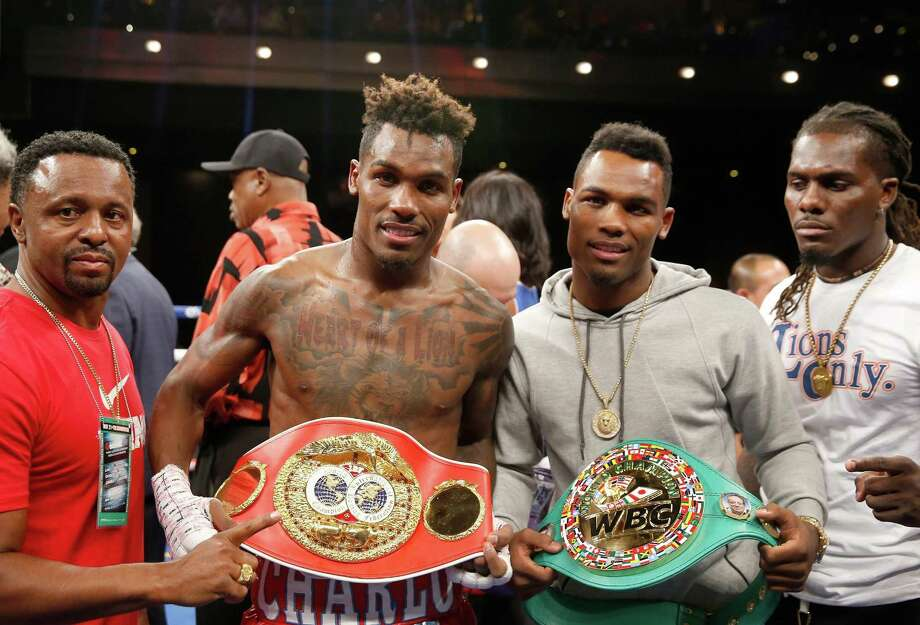 Jermell Charlo will defend his title against Austin Trout. Photo: Steve Marcus, Stringer / Getty Images / Associated Press