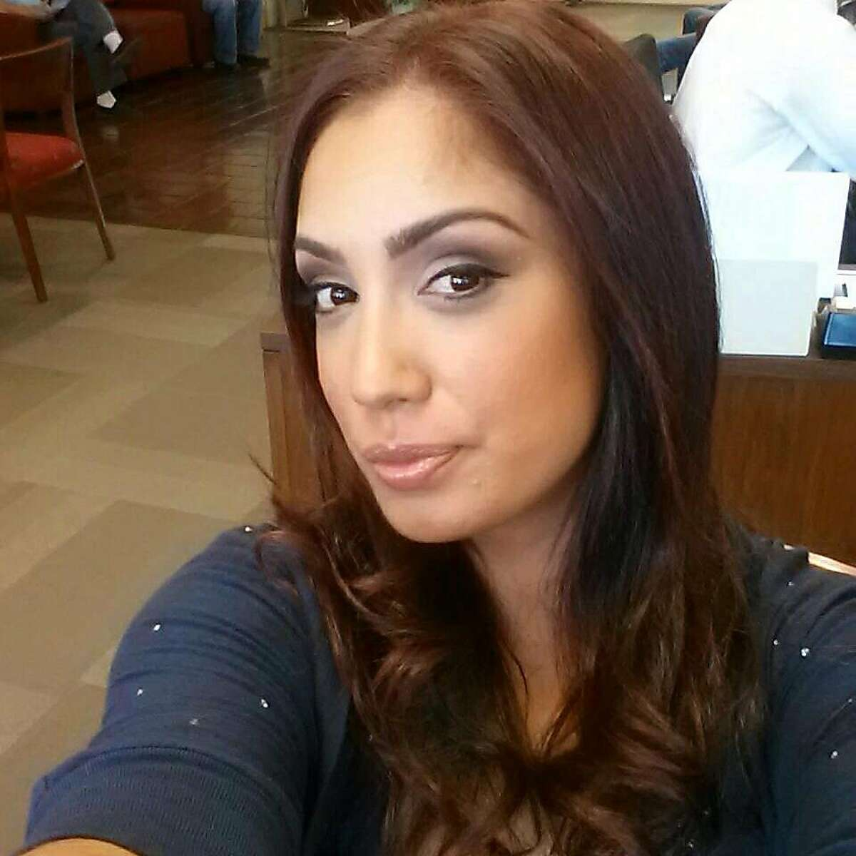 Vanessa Palma, 34, of South San Francisco, was finally trying to leave a violent romantic relationship, family memebrs said, when she was murdered on Wednesday in Mission Terrace.
