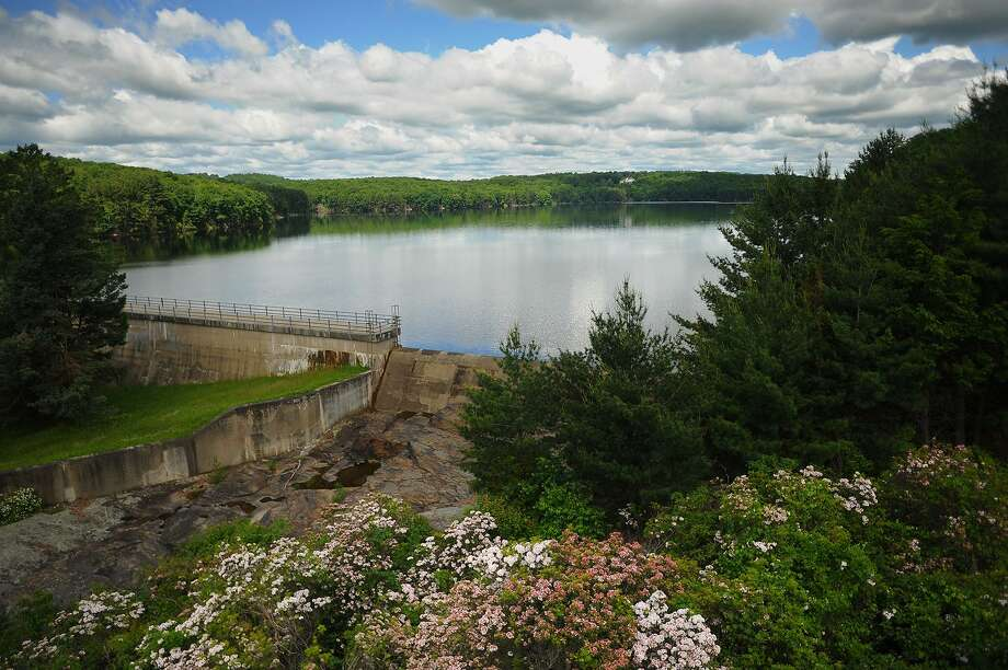 The Easton Lake 488 acre reservoir in Easton, Conn. on Wednesday, June 6, 2018. Photo: Brian A. Pounds / Hearst Connecticut Media / Connecticut Post