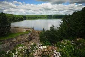 The Easton Lake 488 acre reservoir in Easton, Conn. on Wednesday, June 6, 2018.