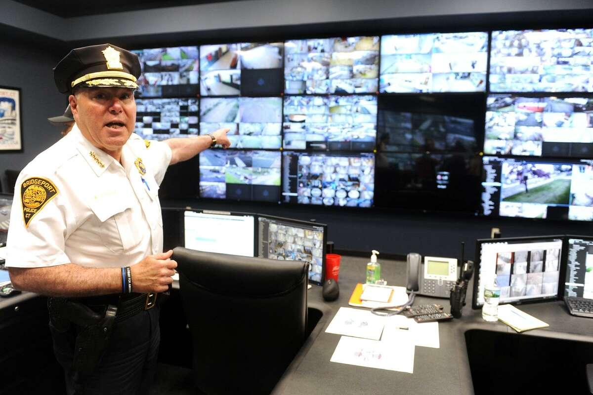 Bridgeport Police Chief Armando ?