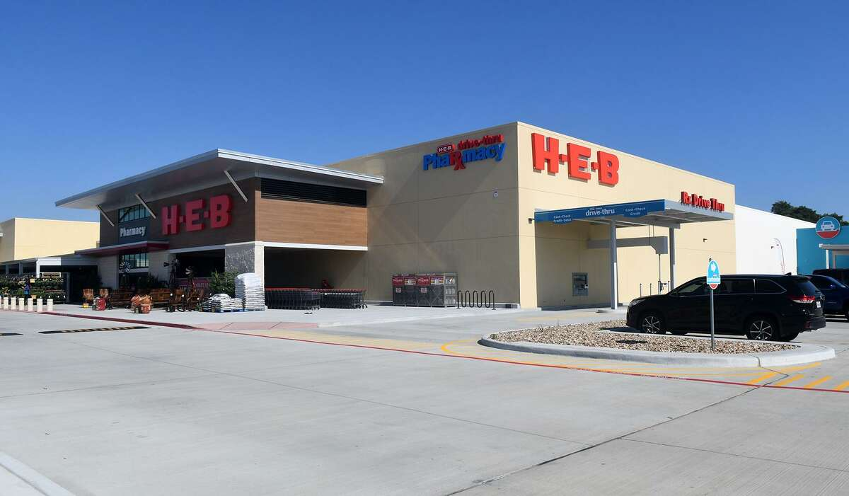 HEB off FM 2920 and Gosling Road in Spring.