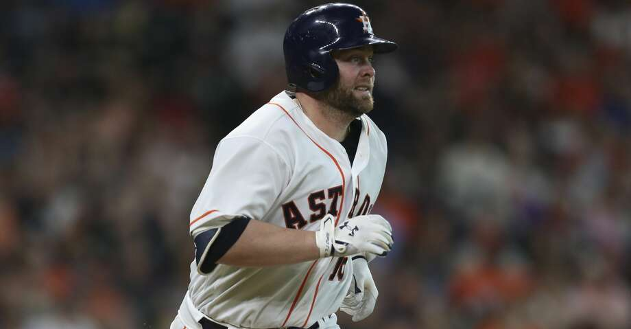 PHOTOS: Astros game-by-game Catcher Brian McCann returned to the lineup Friday night against the Rangers. Browse through the photos to see how the Astros have fared through each game this season. Photo: Yi-Chin Lee/Houston Chronicle