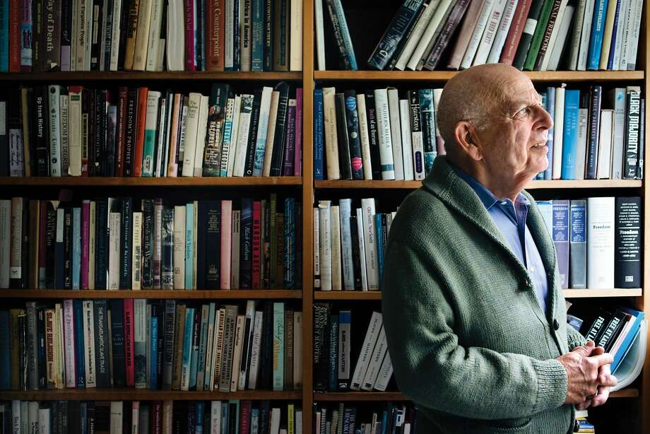 Ira Berlin was a professor and historian whose work led to understanding about dimensions of slavery. Photo: John Consoli / New York Times 2017