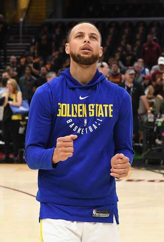 6f753b736c63 Stephen Curry  30 of the Golden State Warriors warms up before Game Four of  the