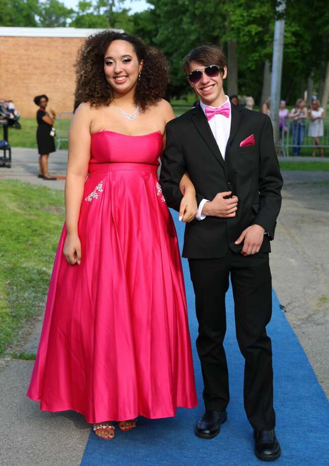 Were you Seen at the Schenectady High School Junior/Senior prom walk-in at the high school on Friday, June 8, 2018? Photo: Gary McPherson - McPherson Photography