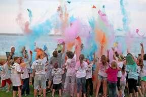 Colorpalooza Family Fun Run