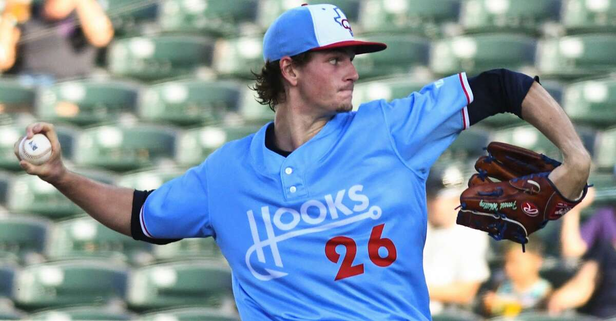 Forrest Whitley is scheduled to start Tuesday's game for Class AA Corpus Christi, concluding his month long stint on the minor league disabled list.