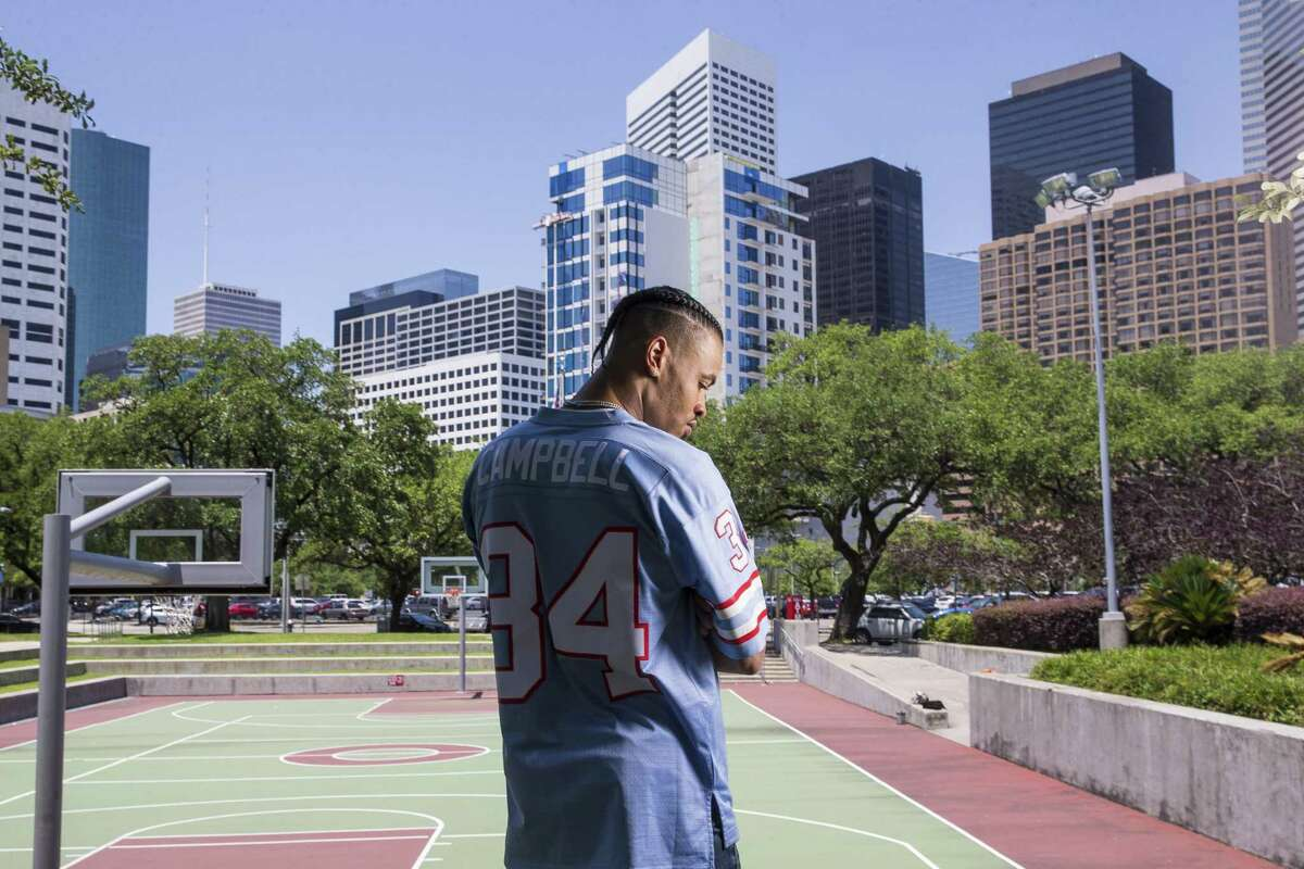No one loves Houston as much as the Rockets' Gerald Green. It looks like he may be able to rock something similar to this Earl Campbell throwback jersey he occasionally wears to Toyota Center.