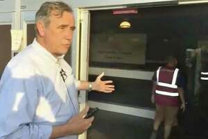 Senator Jeff Merkley, (D) Oregon, was denied entry into the Casa Padre shelter for immigrant children separated from their parents in Brownsville, Texas.  The shelter, run by Southwest Key, has had numerous violations over the past two years as reported by the Texas Health Commission.  Southwest Key runs more than a dozen affiliate shelters with numerous violations.