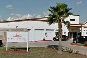The Nueva Esperanza shelter, run by Southwest Key, is one of several privately run shelters operating to house immigrant children separated from their parents.  This facility, and several others, have had numerous violations documented over the years, issued by the Texas health commission.