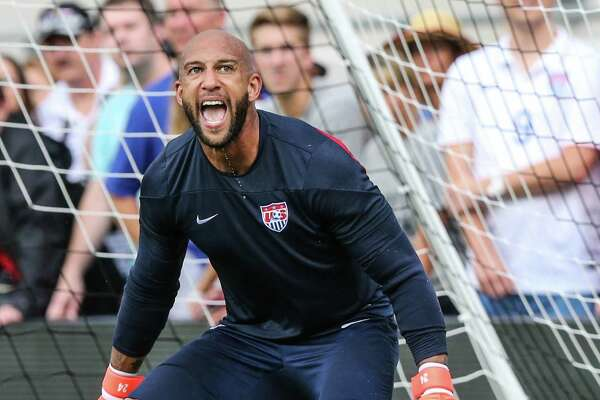 Tim Howard and the U.S. men's soccer team failed to qualify for the World Cup.