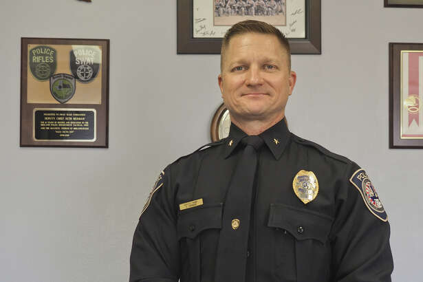Seth Herman is serving as interim chief of the Midland Police Department.