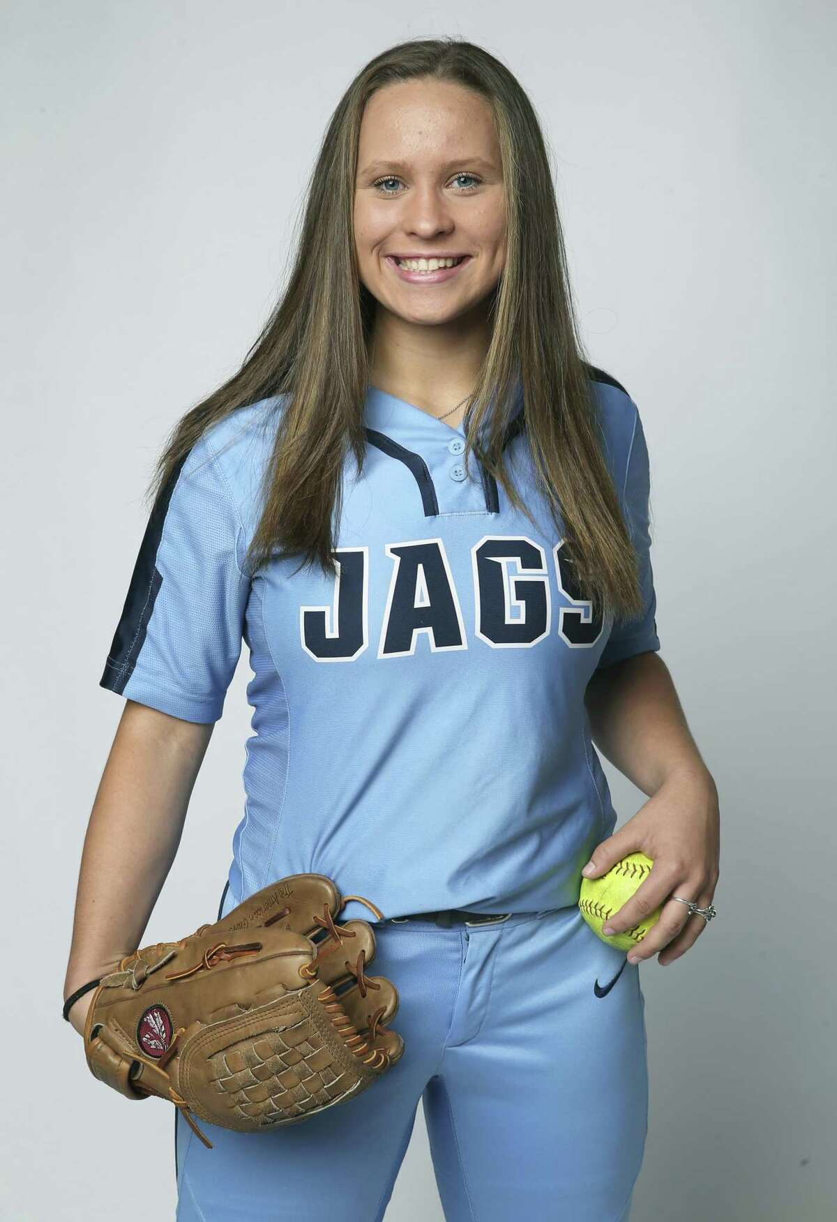 Kailey Brown, Johnson, All-Area Super Team for softball on June 7, 2018.