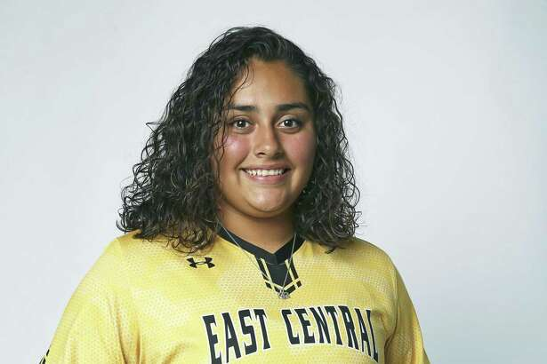 Kayla Gonzales, East Central, All-Area Super Team for softball on June 7, 2018.