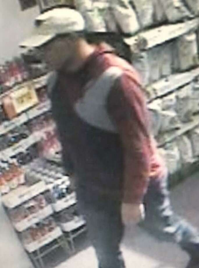 Anyone with information about the robbery or about the suspect is asked to call Detective Hoffner at 860-779-4943. Information can also be sent by texting TIP711 to 274637. All calls and texts will remain confidential. Photo: Contributed Photo / Connecticut State Police / Contributed Photo / Connecticut Post Contributed
