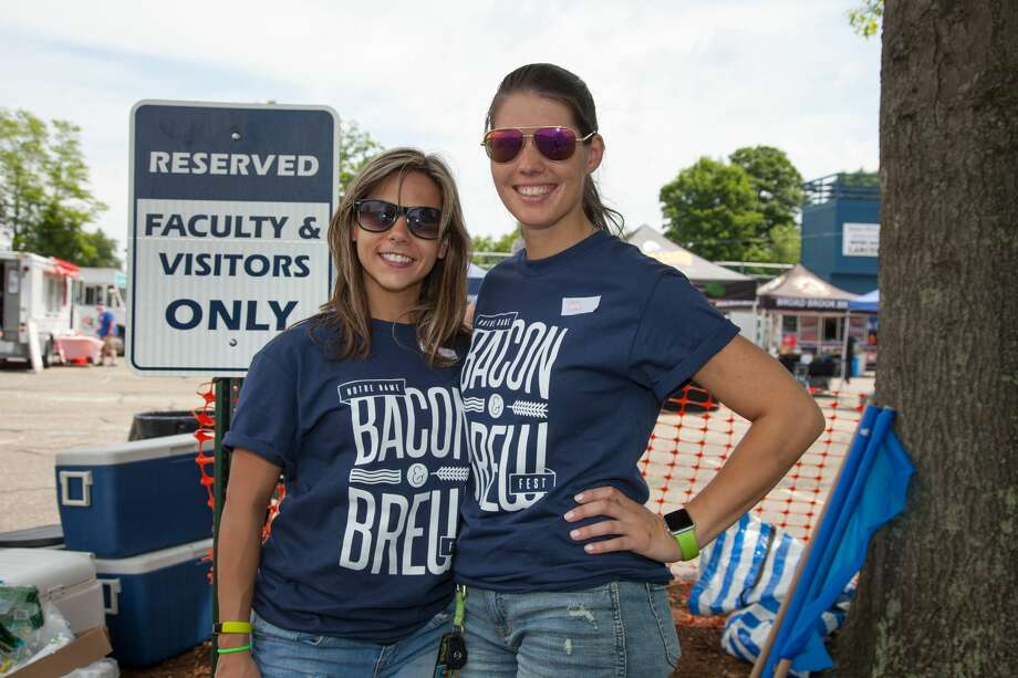 Notre Dame Fairfield's second annual Bacon and Brews Fest was held on June 9, 2018. Guest enjoyed local beer, food trucks and live music. Were you SEEN? Photo: Christina Rodrigues