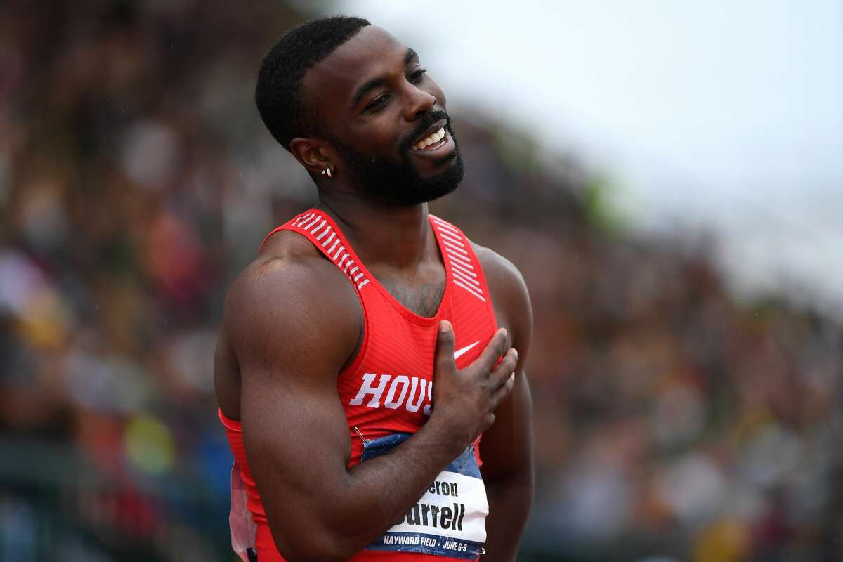 Cameron Burrell, who won the 100 meters for UH and was part of the record-setting 4x100 relay team at the 2018 NCAA championships, has died at age 26.