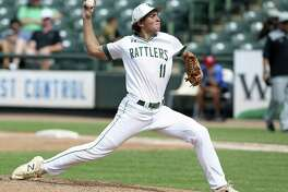 Travis Sthele, normally a shortstop, started for the Rattlers on Saturday. Sthele allowed four runs on three hits in two innings.