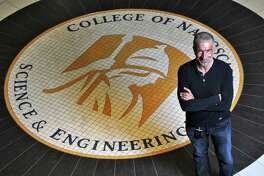 Alain E. Kaloyeros, Senior Vice President and Chief Executive Officer, College of Nanoscale Science and Engineering, on Tuesday June 26, 2012 in Albany, NY.(Philip Kamrass/Times Union archive)