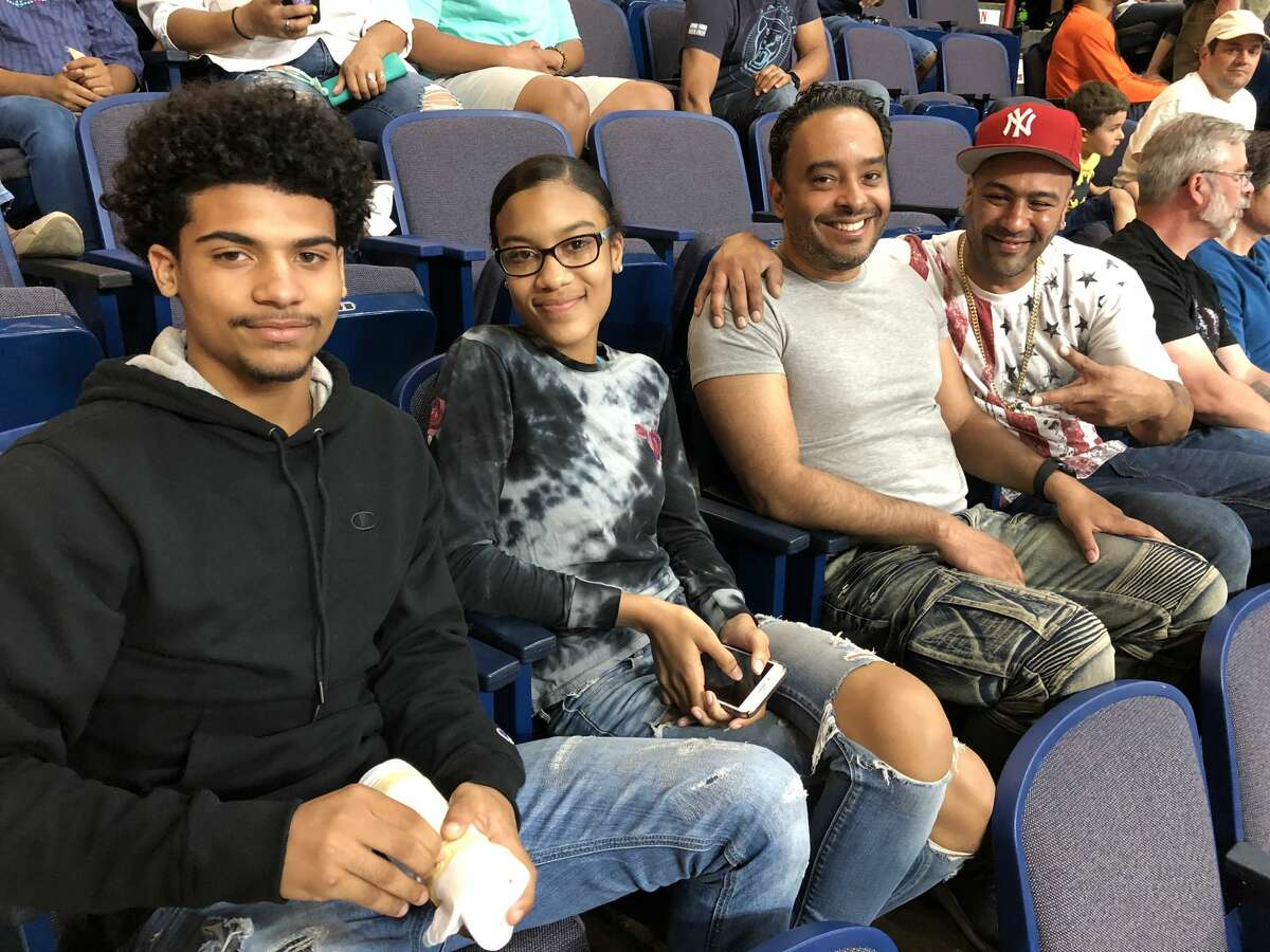 Were you Seen at the Albany Empire's game against the Baltimore Brigade at Times Union Center on June 9, 2018?