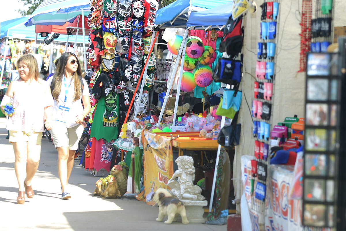 FILE PHOTO: Mex-Tex Family Fiesta is back downtown Saturday after a hiatus away from the city center