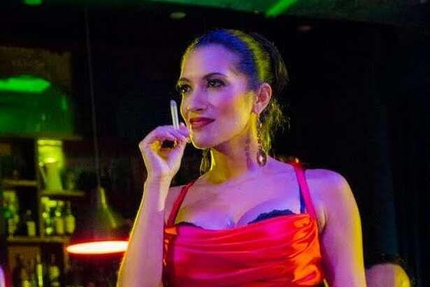 "Catalina Cuervo stars in Alamo City Opera's staging of ""Maria de Buenos Aires."""