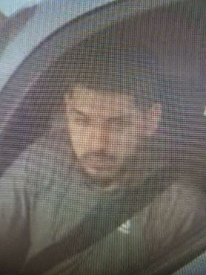 This man was allegedly seen driving the Dodge Charger that was reported stolen. Photo: Courtesy Photo /Laredo Police Department
