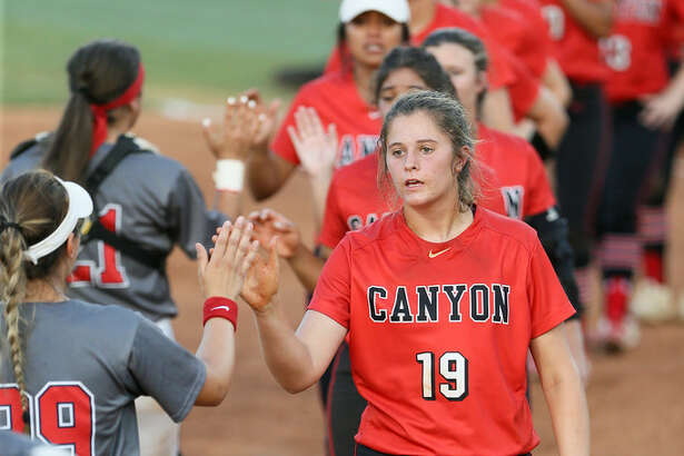 New Braunfels Canyon senior Brooke Vestal