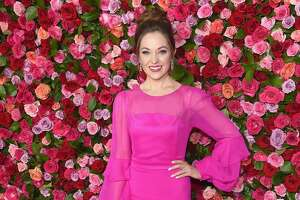 NEW YORK, NY - JUNE 10:  Laura Osnes attends the 72nd Annual Tony Awards at Radio City Music Hall on June 10, 2018 in New York City.  (Photo by Jamie McCarthy/Getty Images)