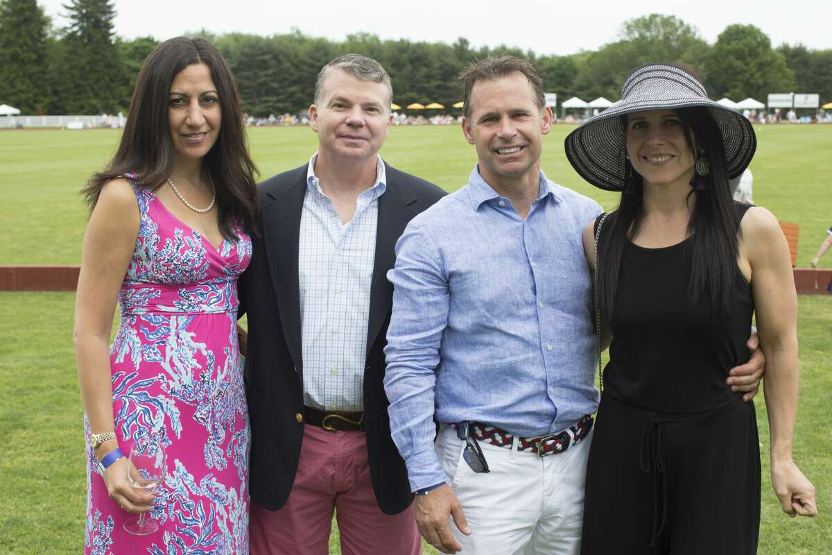 The Greenwich Polo season opener was held onJune 10, 2018. It was first match of the first Shreve, Crump & Low Cup. Guests enjoyed food trucks, a bar and Palmer's provided a full menu of food and drinks for those with private lounges, cabanas and box seating. Were you SEEN?