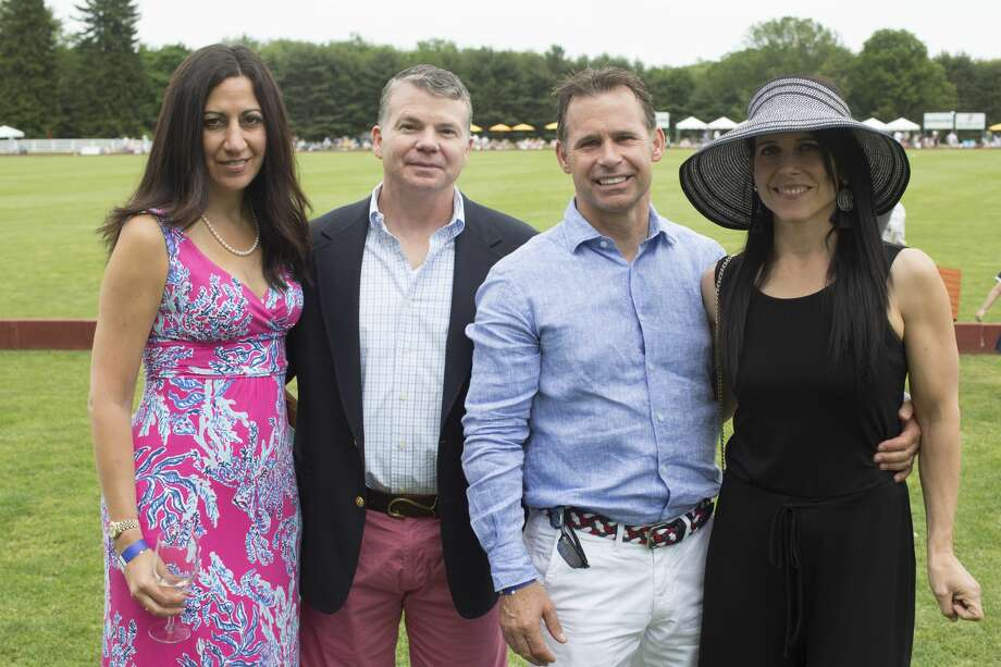 The Greenwich Polo season opener was held on June 10, 2018. It was first match of the first Shreve, Crump & Low Cup. Guests enjoyed food trucks, a bar and Palmer's provided a full menu of food and drinks for those with private lounges, cabanas and box seating. Were you SEEN? Photo: Chris Burns