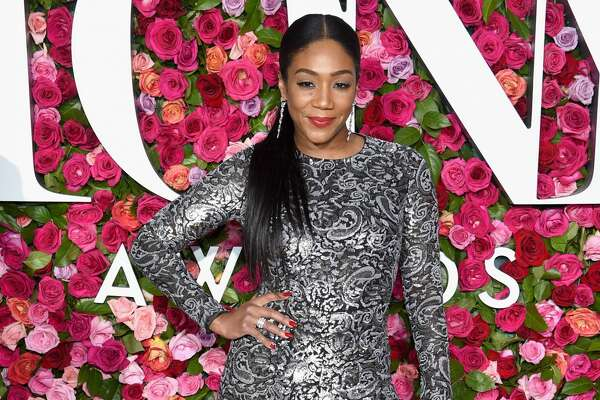 NEW YORK, NY - JUNE 10: Tiffany Haddish attends the 72nd Annual Tony Awards at Radio City Music Hall on June 10, 2018 in New York City.  (Photo by Dimitrios Kambouris/Getty Images for Tony Awards Productions)