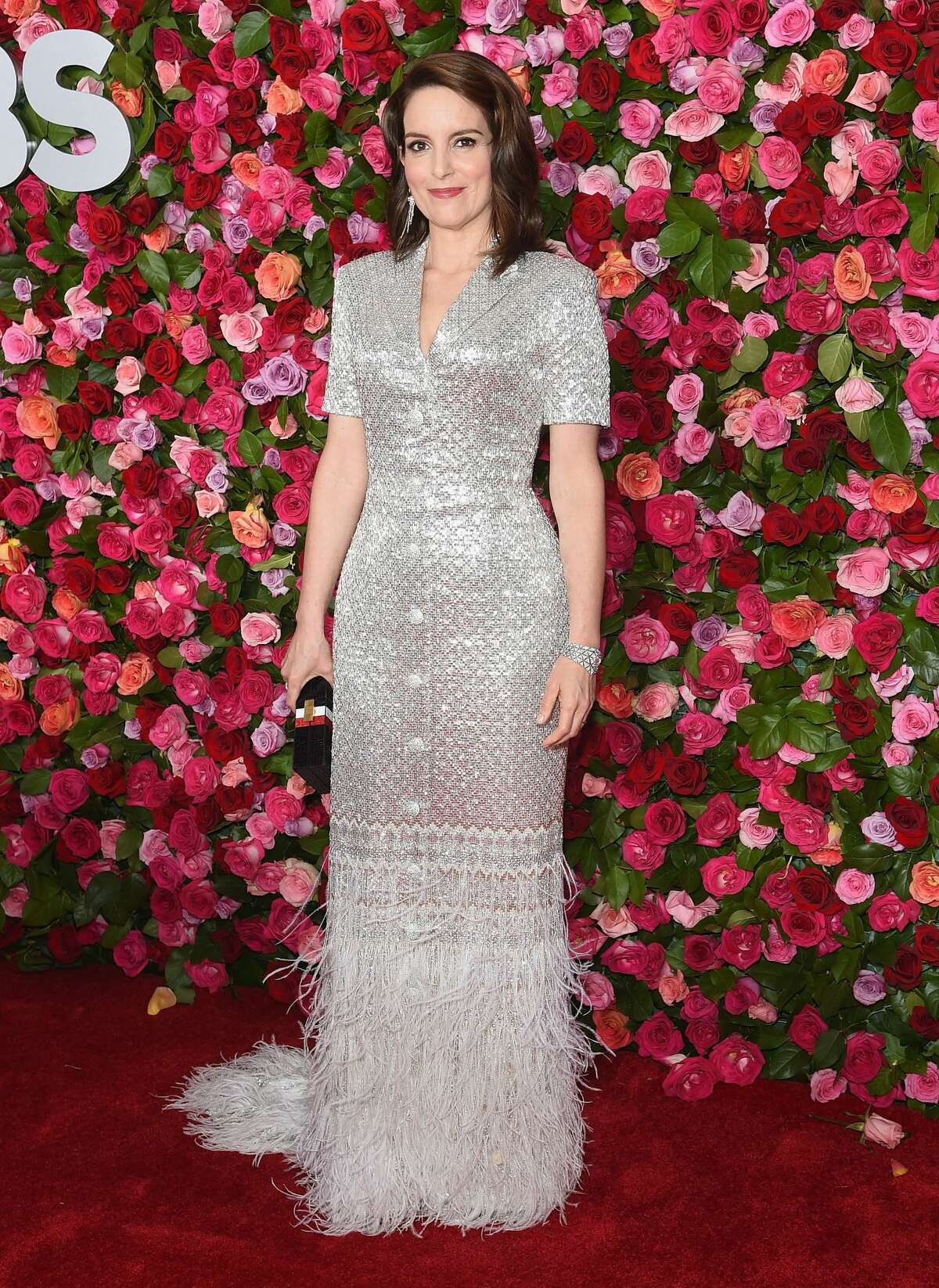 NEW YORK, NY - JUNE 10: Tina Fey attends the 72nd Annual Tony Awards at Radio City Music Hall on June 10, 2018 in New York City. (Photo by Jamie McCarthy/Getty Images)