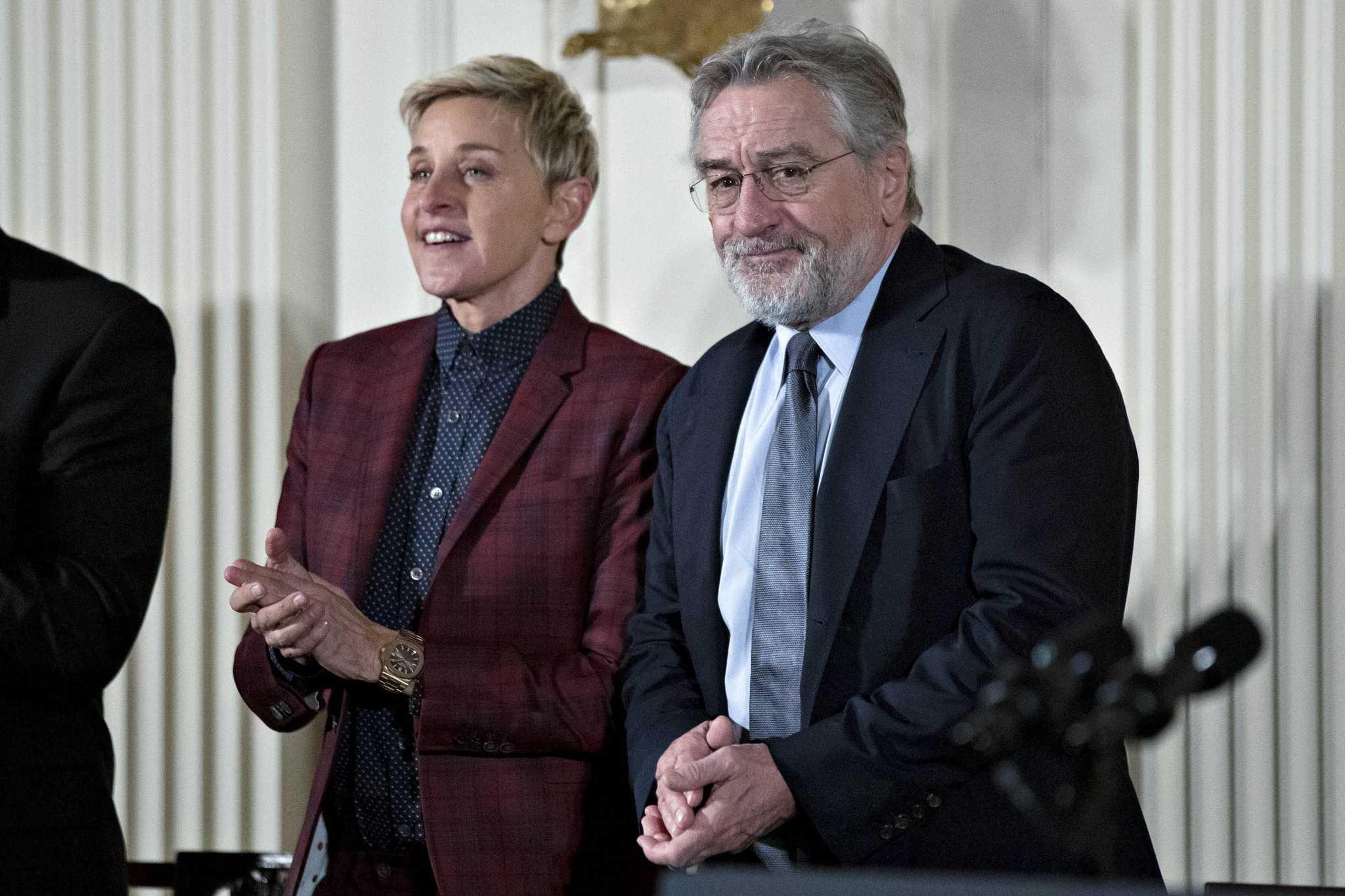 Robert De Niro apologi...