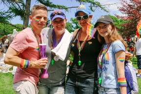 Were you Seen at this year's Capital Pride Parade and Festival in Albany?