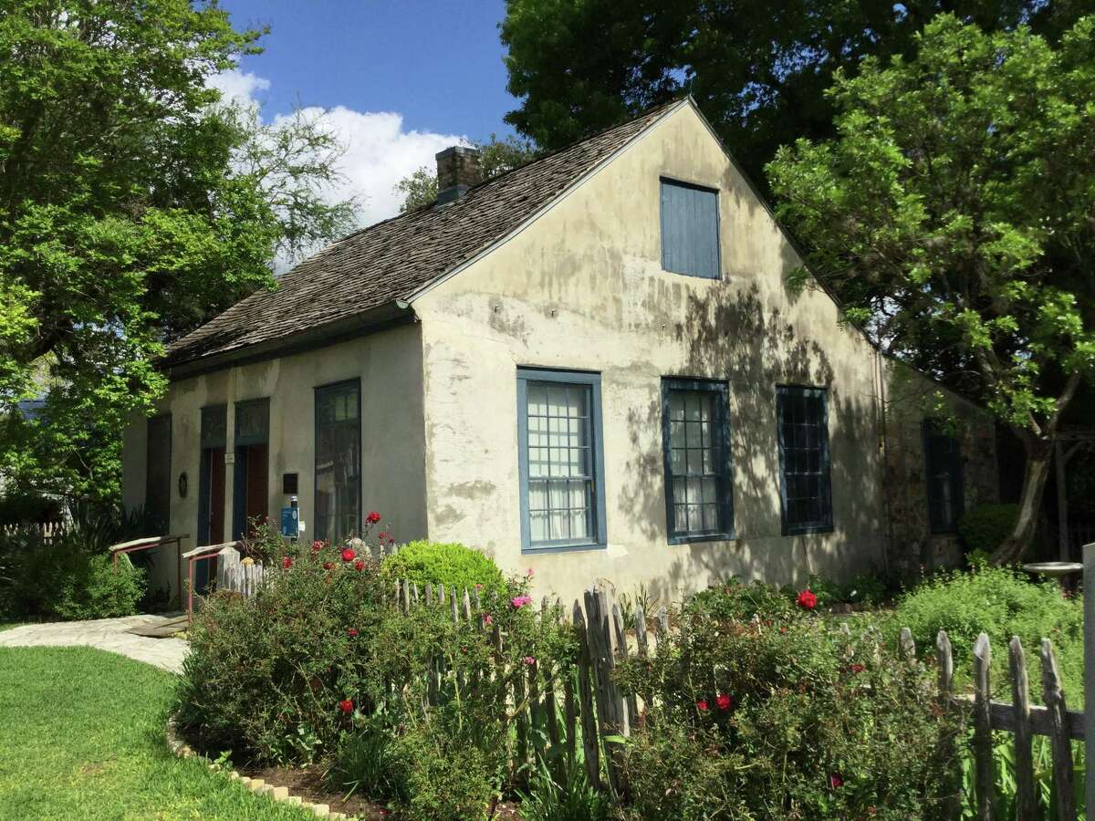 The Lindheimer House, an 1845 saltbox cottage built with adobe brick and traditional German fachwerk, is a bit under the radar, but well worth the effort of making an advance reservation to visit.