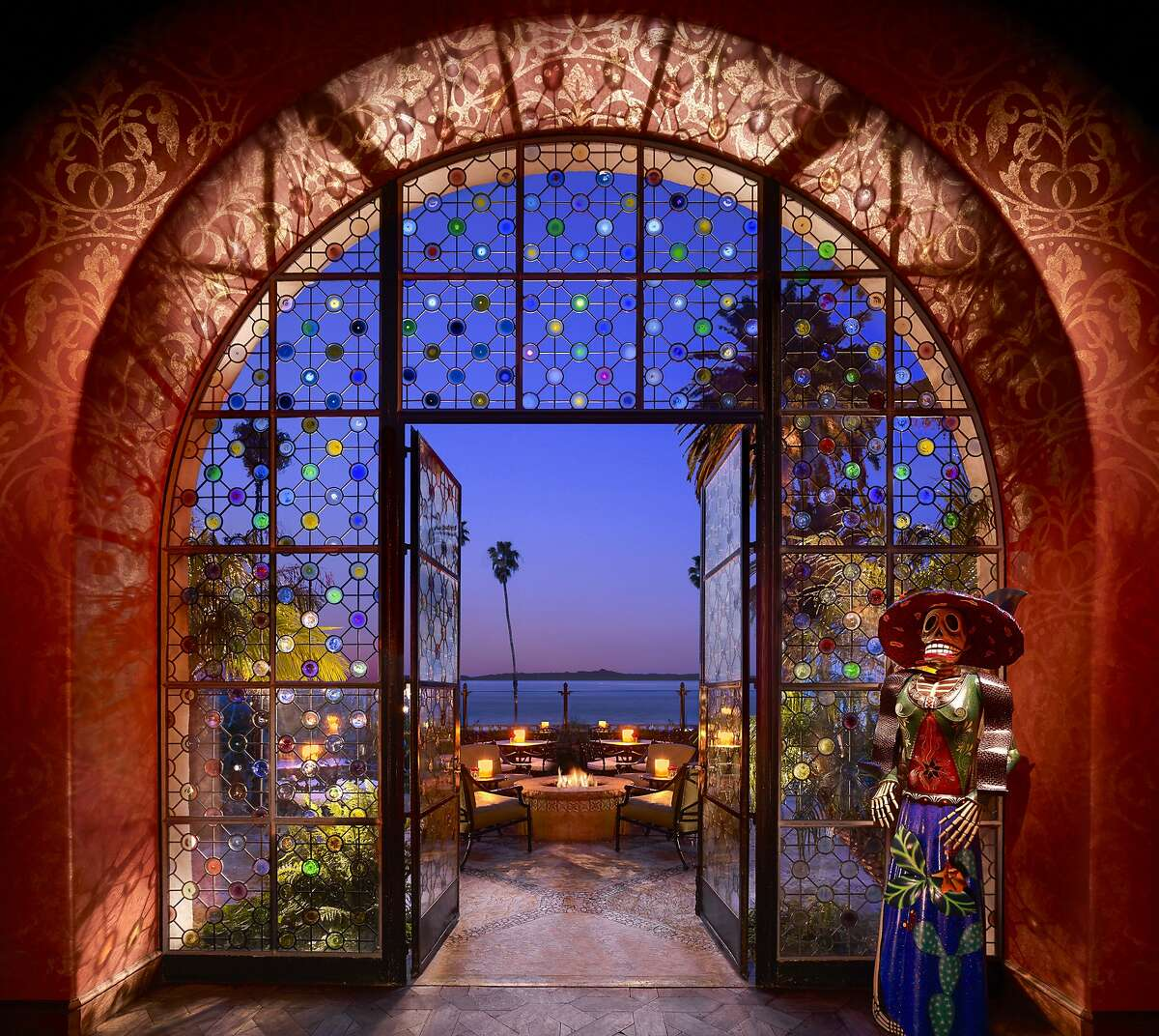 The Four Seasons resort in Santa Barbara is renowned for its dining venues, including Ty Lounge.