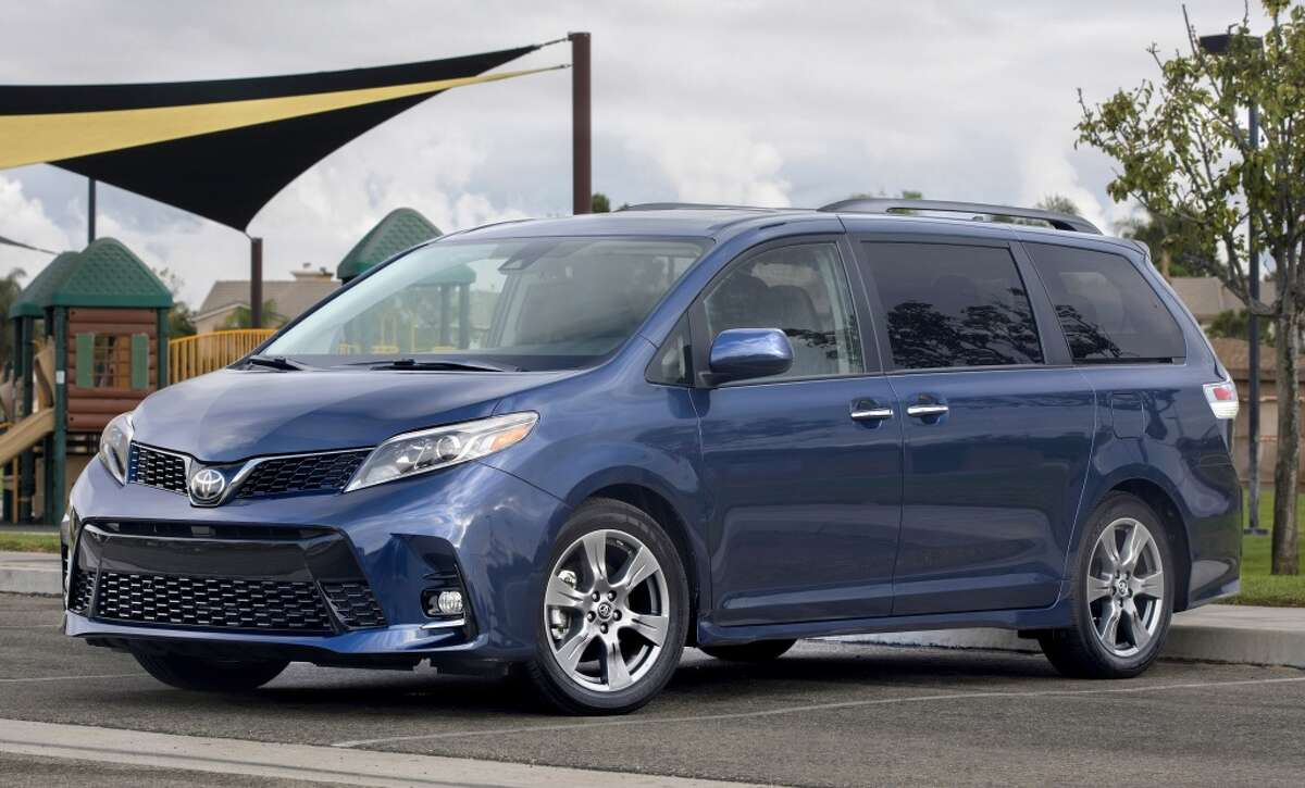 Toyota Sienna 16.1 percent of the original owners keep this car for more than 15 years.